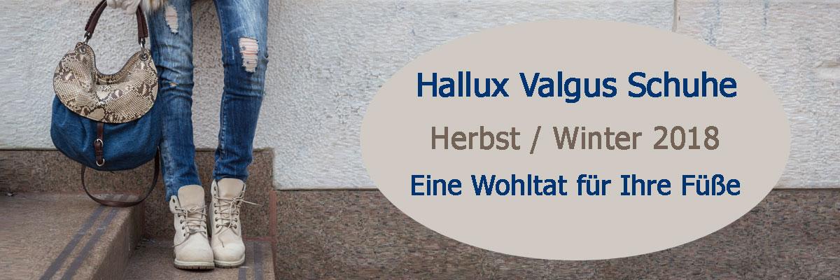 c5b9784200ef Richtige und bequeme Hallux Valgus Schuhe suchen und finden!