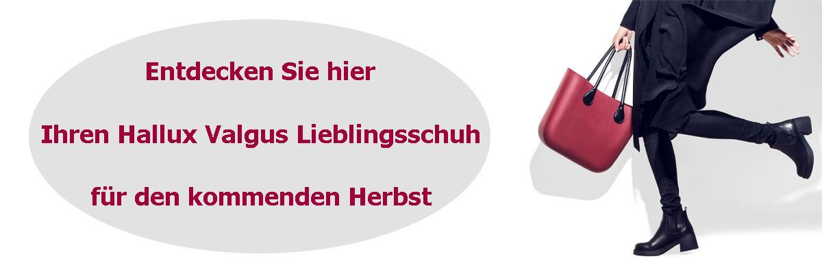 on sale 25ebd 6c95a Richtige und bequeme Hallux Valgus Schuhe suchen und finden!