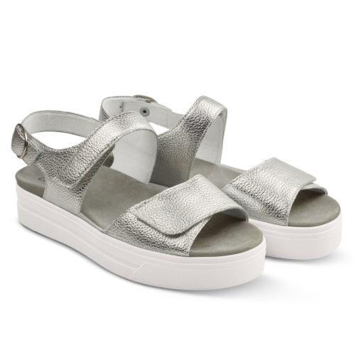 Sandalen mit Wechselfußbett