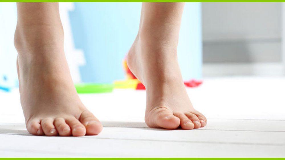 Fußgymnastik bei Hallux Valgus