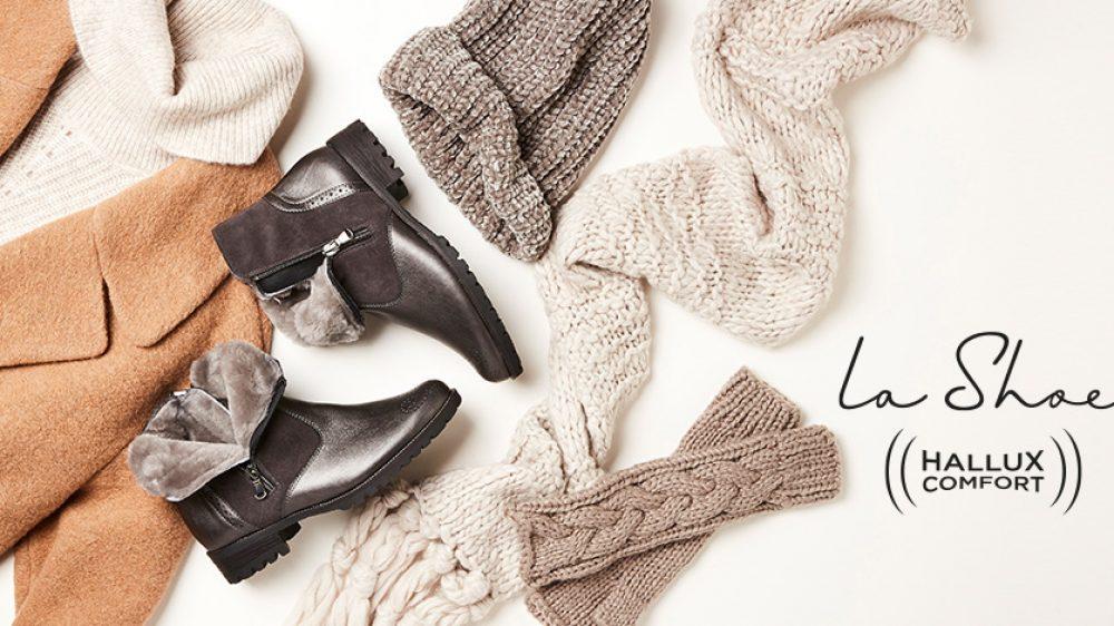 Hallux Schuhe für wohlig warme Füße