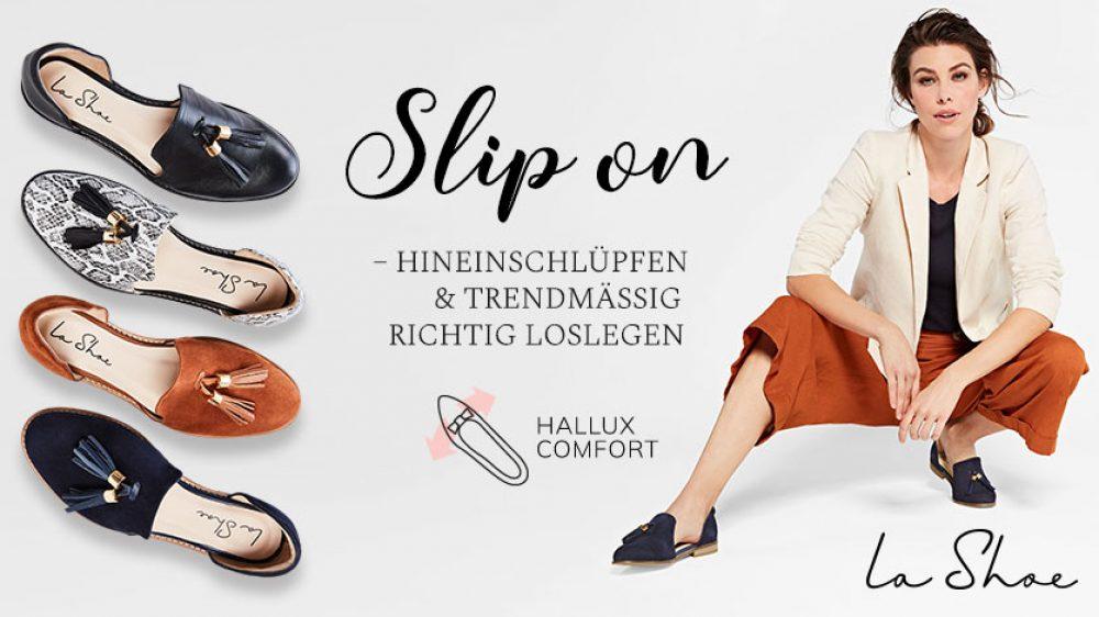 Sportlich oder elegant – moderne Hallux Damen Slipper