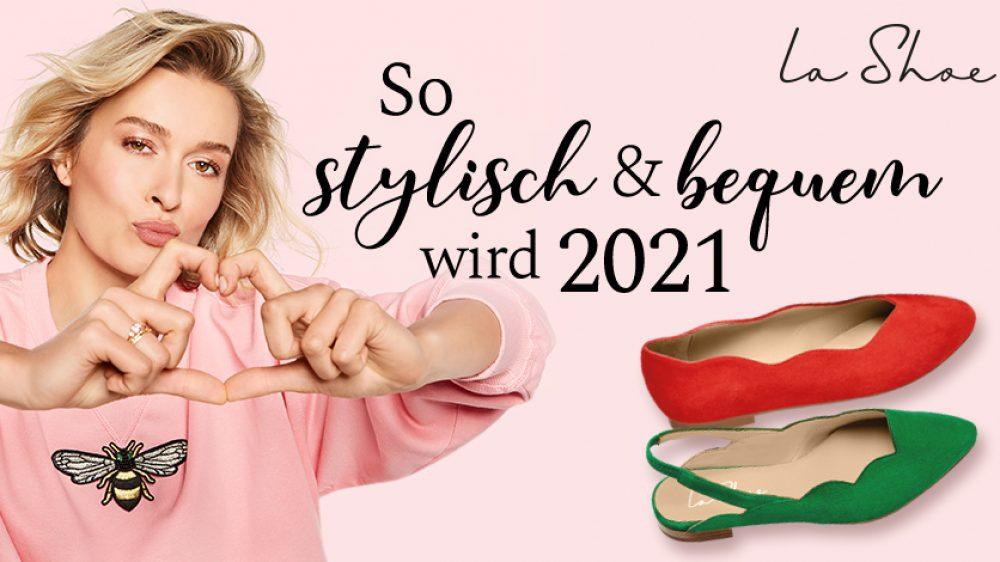 Hallux-Schuhtrends 2021: Das tragen wir in diesem Jahr
